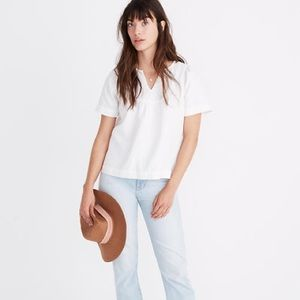 Madewell Tops - Madewell Popover Swing Top Size: M in White